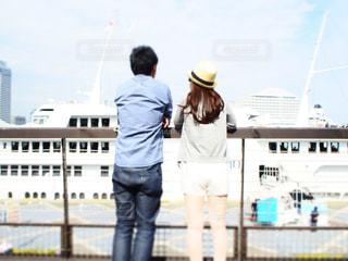 神戸デートの写真・画像素材[2782142]