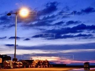 夕焼けの写真・画像素材[2760166]