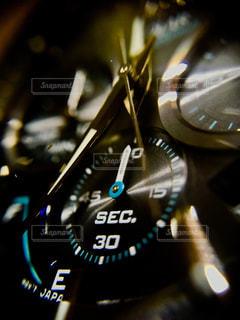 時計のクローズアップの写真・画像素材[2946931]