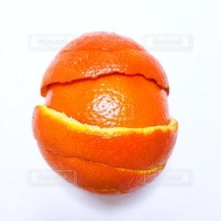 オレンジ in オレンジの写真・画像素材[3215129]