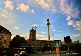 ベルリンの風景の写真・画像素材[3156688]