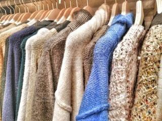たくさんの洋服。の写真・画像素材[2820687]