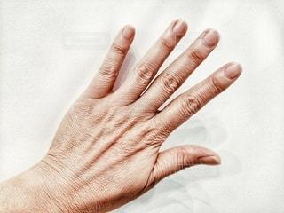 人の手をクローズアップするの写真・画像素材[2872775]