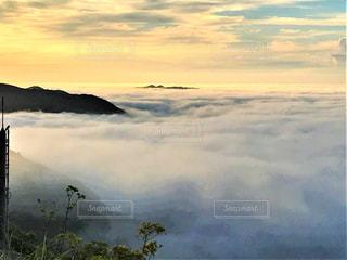 雲海の写真・画像素材[2774709]