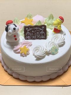 クリスマスケーキの写真・画像素材[3331349]
