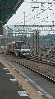 列車の写真・画像素材[2806827]