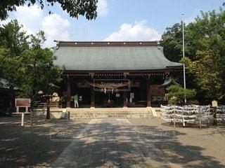 菊池神社の写真・画像素材[2773274]
