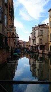 ベネチアの景色の写真・画像素材[4045637]