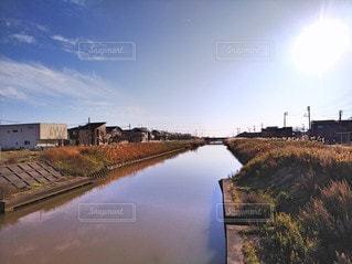 とある田舎町の風景2の写真・画像素材[2789345]