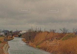 ある田舎の風景1の写真・画像素材[2837763]