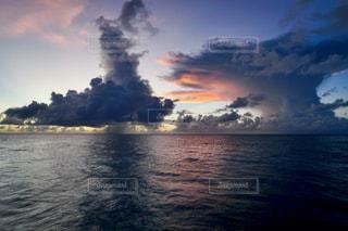 珍しい雲の写真・画像素材[2788897]