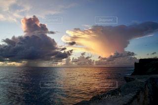珍しい雲の写真・画像素材[2788900]