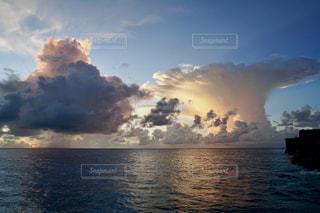 珍しい雲の写真・画像素材[2788906]