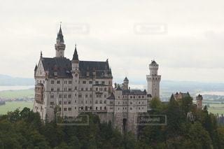 ノイシュヴァンシュタイン城の写真・画像素材[2790529]