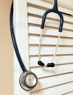 聴診器の写真・画像素材[2993673]