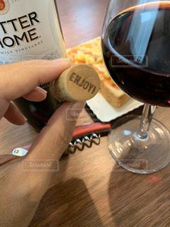 ワインで乾杯の写真・画像素材[2791679]