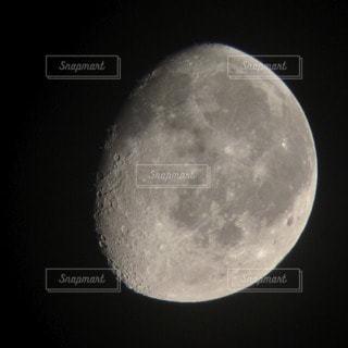 夜空と夜景の写真・画像素材[110537]