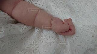 赤ちゃんの手の写真・画像素材[3742404]