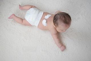 赤ちゃんの写真・画像素材[4037223]