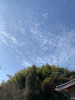雲と山の写真・画像素材[2799663]