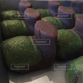 食べ物のクローズアップの写真・画像素材[2124373]