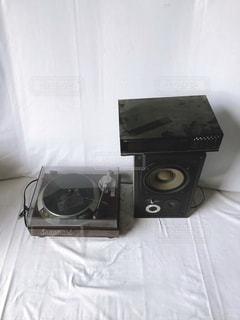 オーディオ機器の写真・画像素材[2797469]