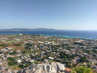 城山からの眺めの写真・画像素材[2807763]