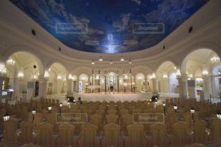 開放感のある素敵な教会の写真・画像素材[2808735]