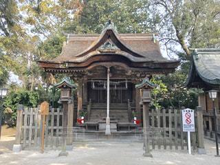 神社の写真・画像素材[2816608]