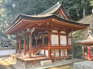 烏帽子形八幡神社の写真・画像素材[2816606]