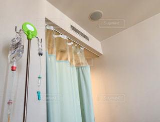 入院中の病室の写真・画像素材[2919056]