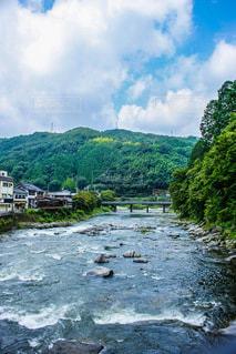 夏の風景の写真・画像素材[3602197]