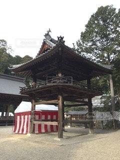 神社の写真・画像素材[108971]