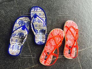靴のペア - No.713243