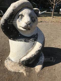 熊の像 - No.874480