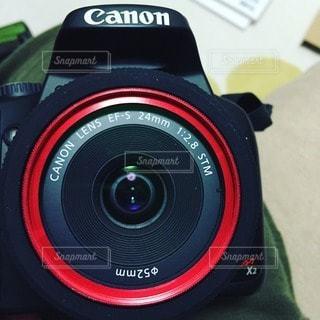 カメラの写真・画像素材[108910]