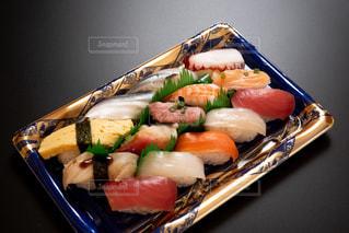スーパーのお寿司の写真・画像素材[2879501]
