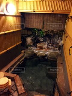 温泉の写真・画像素材[143508]