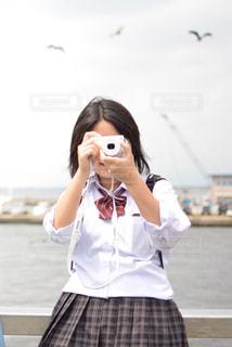 女性の写真・画像素材[131132]