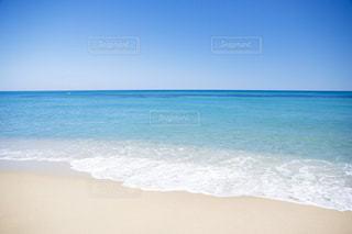 晴れの海の写真・画像素材[2858389]