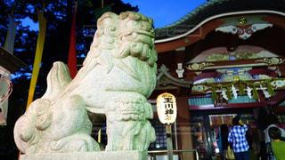 神社の写真・画像素材[137412]