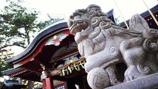 神社の写真・画像素材[137443]