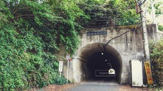 トンネルの写真・画像素材[466547]