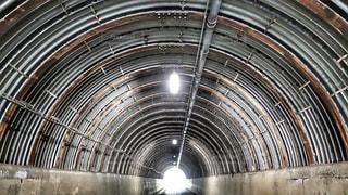 トンネルの写真・画像素材[466550]