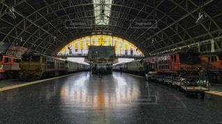 バンコクの駅の写真・画像素材[1022242]