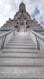 ワット・アルンの階段 - No.1025784
