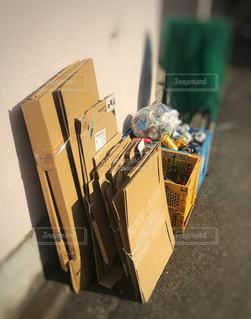 ゴミ捨て場の写真・画像素材[1026014]