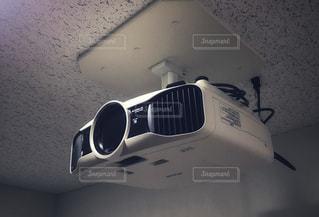 プロジェクターの写真・画像素材[1026851]