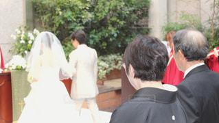 結婚式の写真・画像素材[1031908]