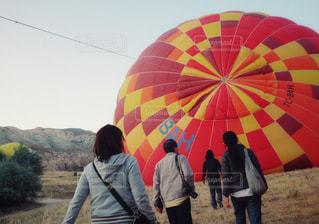 気球ツアーへの写真・画像素材[1326399]
